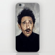 Adrien Brody / Grand Budapest Hotel iPhone & iPod Skin