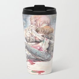 wolfs rain 7 Travel Mug