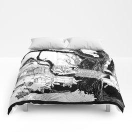 Hidden Picture Fun! Comforters