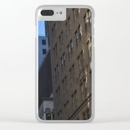 Chrysler Building, New York City. Clear iPhone Case