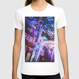 New York City Blade Runner T-shirt