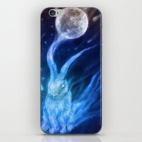 returns iPhone & iPod Skins featuring Bluebell Returns by ShadowPaw Pictures