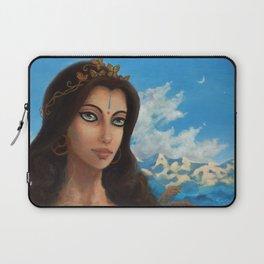Sylvan Mountain Princess Laptop Sleeve