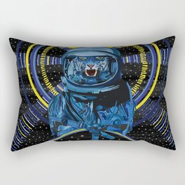 Galactic Lasers From Outer Space Adventure Rectangular Pillow