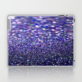 Partytime in Purple Laptop & iPad Skin