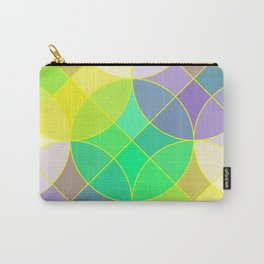 Elegant mosaic tile Carry-All Pouch
