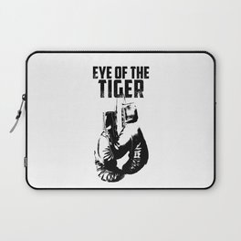 Eye of the Tiger Laptop Sleeve