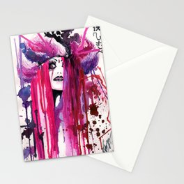 Suicide: Pink Madness Stationery Cards