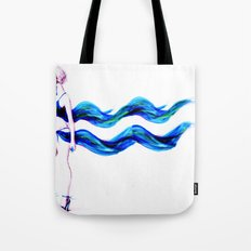 Aquairus Tote Bag