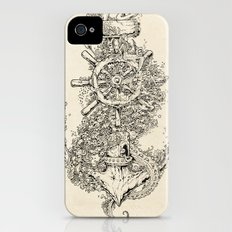 Into The Deep iPhone (4, 4s) Slim Case