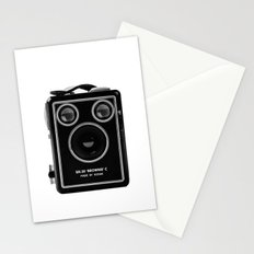 Box Brownie Stationery Cards