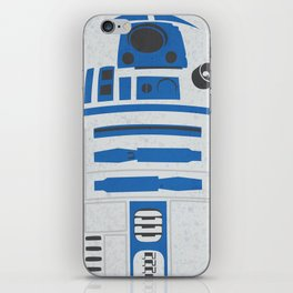 R2D2 Drone iPhone Skin