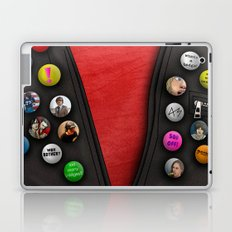 Badges Laptop & iPad Skin