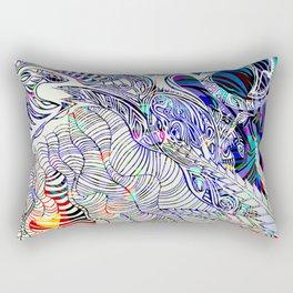 Lizard Life Rectangular Pillow