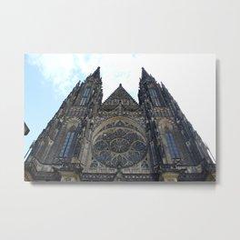 St. Vitus Cathedral Metal Print