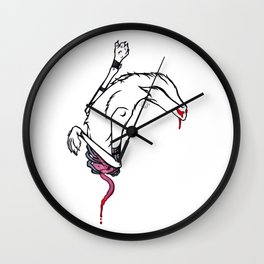 Guro Length Wall Clock