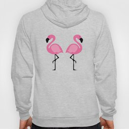 Flamingo Flamingo Flamingo Hoody