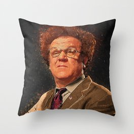 Dr Steve Brule Throw Pillow
