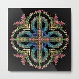 Omni-Abstract Metal Print