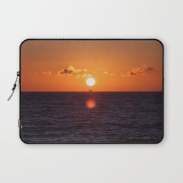 between suns and over  the oceans Laptop Sleeve