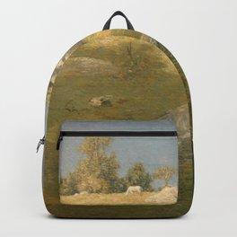 J Alden Weir - Upland Pasture Backpack