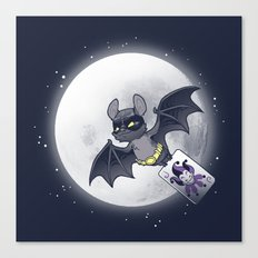 Bat Bat Canvas Print