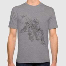 Blade Liger - Black Ink T-shirt