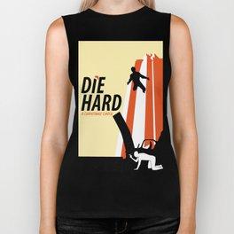 Die Hard - A Christmas Carol Biker Tank
