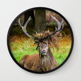 Majestic. Wall Clock