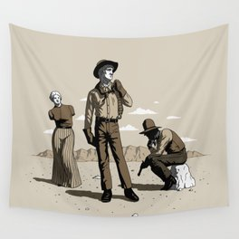 Stone-Cold Western Wall Tapestry