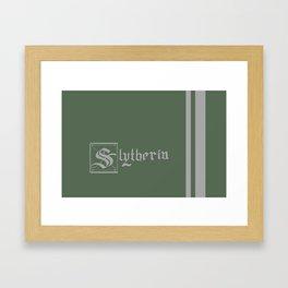 SLYTHRN Framed Art Print