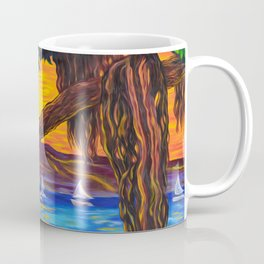 Maui Banyan Bliss Coffee Mug