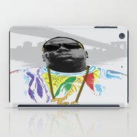 notorious iPad Cases featuring Notorious by Tecnificent