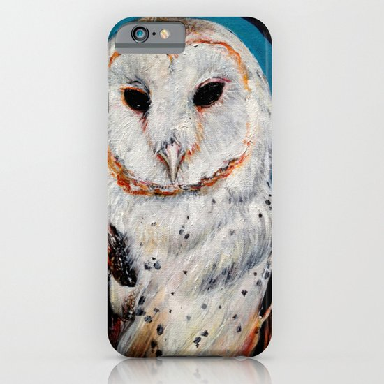Barn Owl 3 iPhone & iPod Case