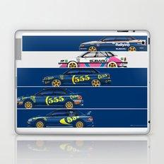 Colin McRae, The Subaru Years Laptop & iPad Skin