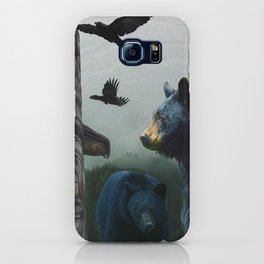 The Sacred Trail of the Great Bear iPhone Case