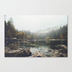 Serenity - Landscape Photography Canvas Print