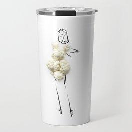 Edible Ensembles: Cauliflower Travel Mug