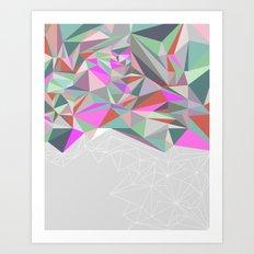 Graphic 199 XY Art Print