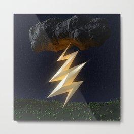 #Suddenly #Struck - 20160428 Metal Print