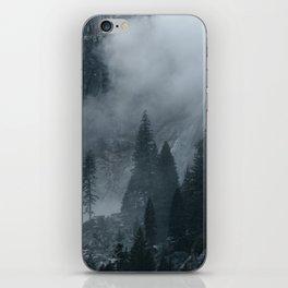 Time thief iPhone Skin