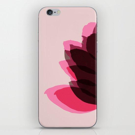 Blossom Pink iPhone & iPod Skin