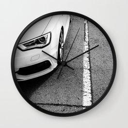 A3 Wall Clock