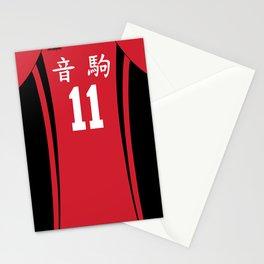 Lev's Jersey Stationery Cards