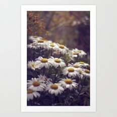 when everything was new Art Print