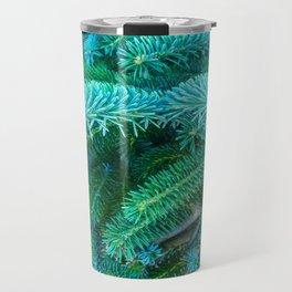 Fantastic Blue Spruce Travel Mug