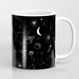 galactic pattern Coffee Mug