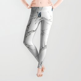 Bluehair Leggings