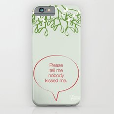 Under the mistletoe Slim Case iPhone 6s