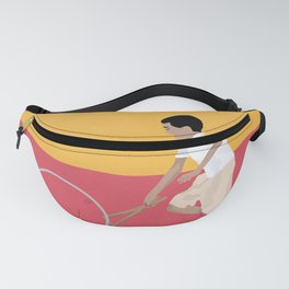 Let's play together Fanny Pack